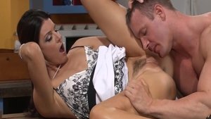 Sex with sweet India Summer in the company of Summer Sweet