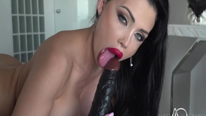 The best sex together with big boobs Aletta Ocean