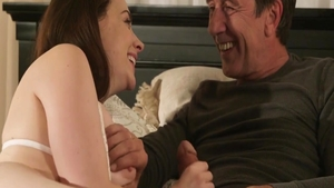 Chanel Preston as well as Preston Parker rough sucking cock