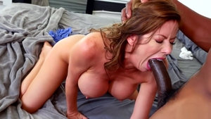 Brunette Alexis Fawx wishes for pussy sex HD