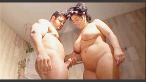 Hard sex in the company of chubby german BBW