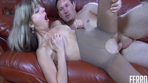 Fetish loud sex together with young russian babe Gina Gerson
