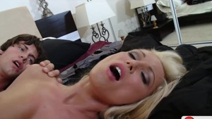 Hardcore plowing hard starring tattooed blonde Diana Doll