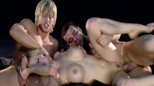 Gangbang sex tape together with erotic raw Tarra White