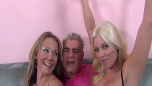 Big tits mature Nikki Sexx wishes for plowing hard