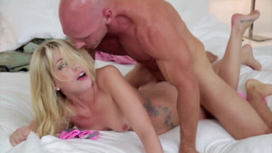 Rough real sex accompanied by Zoey Monroe in HD