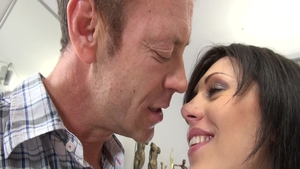 POV real fucking with amazing teen chick Rocco Siffredi