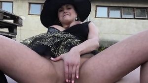 POV fucking in company with bitch