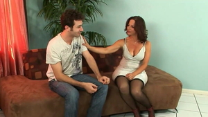 MILF Melissa Monet has a passion for good fuck HD
