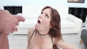 Big boobs MILF Syren De Mer wishes for pussy fucking