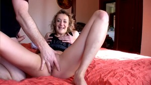 Small tits skinny french amateur ass fingering