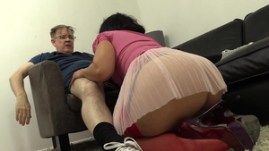 Montse Swinger getting smashed very nicely