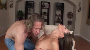 Erotic babe Sky Taylor has a taste for good fucking