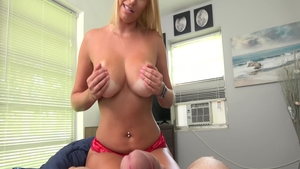 Pussy fucking along with super hot pornstar Vanessa Cage