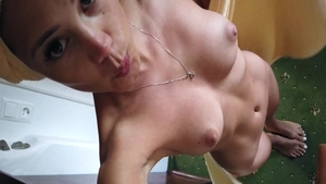 Big butt Little Caprice POV dick sucking on a holiday