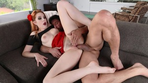 Very juicy Amarna Miller pounding pussy fucking