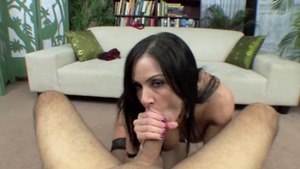 POV pussy fucking along with busty MILF Kendra Lust