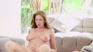 Rough nailing with Carter Cruise in company with Lena Paul