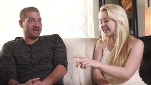 Small tits young teen Samantha Rone seduce