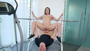 Hard pounding escorted by lustful Kendra Lust in HD