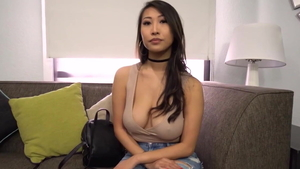 Asian celebrity tits fucking at castings