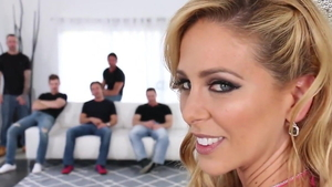 Brutal dick sucking with stepmom Cherie Deville in HD