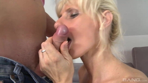 Young blonde Nick Gill hardcore blowjobs in HD