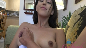 Hawt young latina babe Sophia Leone fucked in the ass