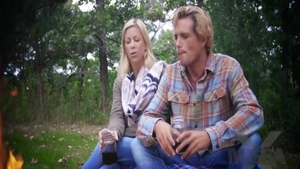 Rough nailing escorted by Alexis Fawx at the camping