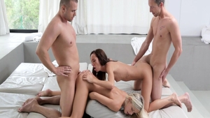 Pussy sex together with Gina Devine and Dido Angel
