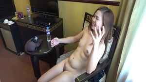 Petite asian babe pussy fuck