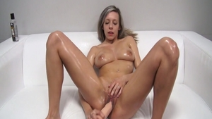 Sex scene escorted by sweet blonde Tracey Sweet