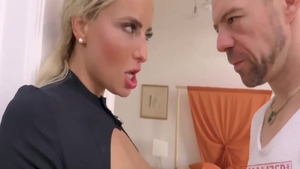 The best sex together with young babe Victoria Pure