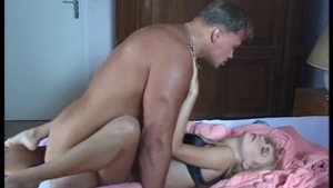Sweet star private DP threesome in HD