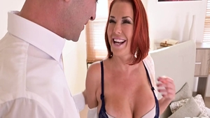 Dick sucking scene along with big tits rough Veronica Avluv