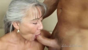 Orgasm together with small tits couple