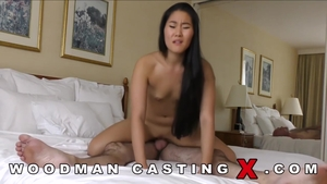 Asian interracial banging