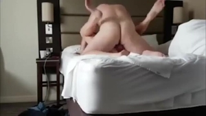 Young french college student cumshot at the party