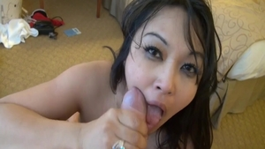 Rough sex together with perfect babe Mika Tan