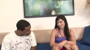 Mature Ashli Orion interracial pounding HD
