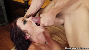 Hottest hotwife Jayden Jaymes goes in for good fucking HD