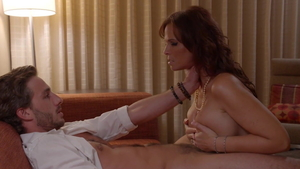 Very hawt Syren Demer first time doggy fucks in hotel