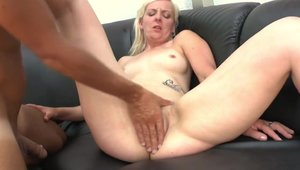 Sweet french crazy pussy fuck