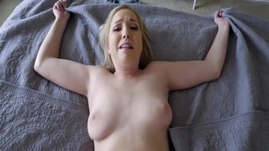 POV good fuck escorted by busty blonde babe Zoe Parker