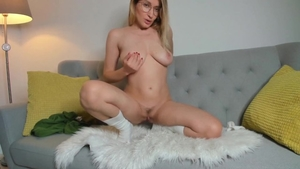 Solo huge boobs female in thong butt pounded live on cam