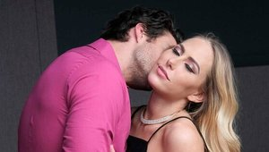 Piercing Carter Cruise tongue kissing XXX video