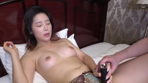 Ugly korean MILF softcore gets plowed
