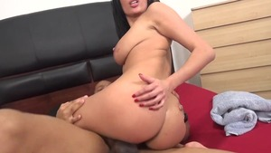 Anissa Kate has a thing for hard nailining