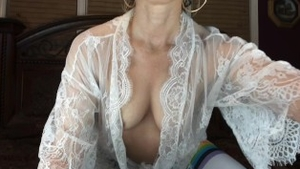 Bubble butt stepmom first time good fuck