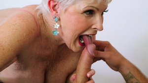 Brutal nailing amongst young european GILF Mrs Jewell